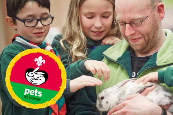 Cub Scout Animal Carer Workshop